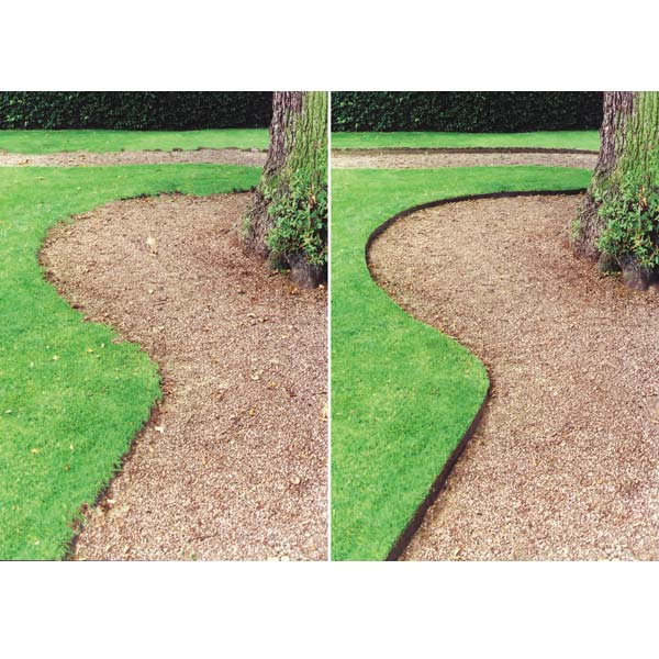 Everedge classic lawn edging 5m packs on sale fast for Garden edging