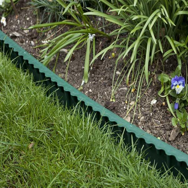 Open gallery - Plastic border for garden ...