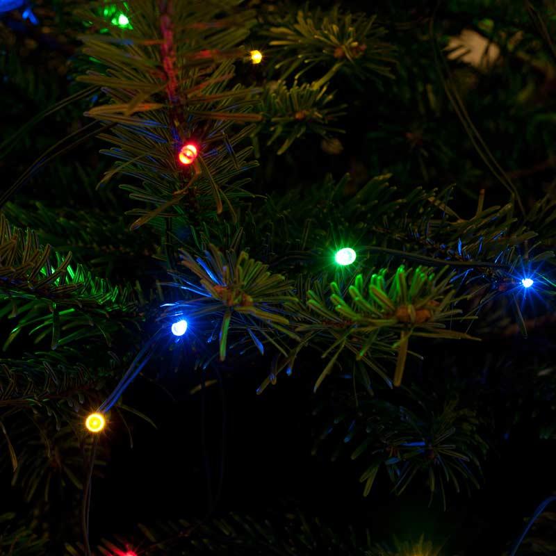 Customer Reviews for Sunflare 100 Coloured Solar LED String Lights