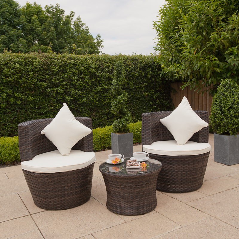 aluminium garden furniture archives the centre - Rattan Garden Furniture Tesco