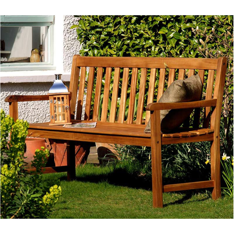 Wooden Garden Benches Sale Fast Delivery Greenfingers Com