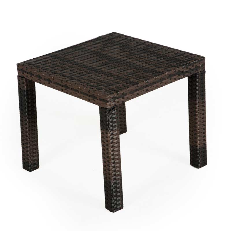 Customer Reviews For Ellister Eden Rattan Square Coffee Table