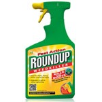 Roundup Ready to Use Weedkiller 1 litre