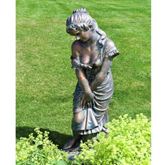 Europa Leisure Solstice Sculptures Josephine Bronze Statue