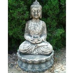 Europa Leisure Solstice Sculptures Buddha Statue