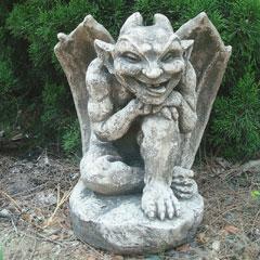 Europa Leisure Solstice Sculptures Raymond Gargoyle Statue