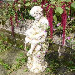 Europa Leisure Solstice Sculptures Arthur Stone Statue 89cm