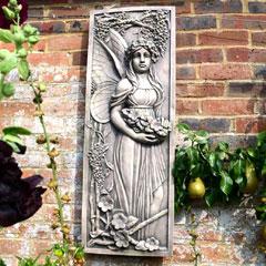 Europa Leisure Solstice Sculptures Alura Fairy Plaque