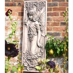 Europa Leisure Solstice Sculptures Tita Fairy Plaque