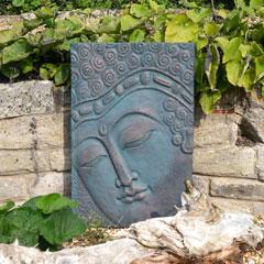 Europa Leisure Solstice Sculptures Buddha Plaque