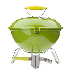 Landmann Piccolino Portable Charcoal BBQ - Lime