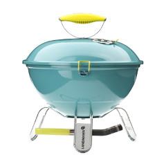 Landmann Piccolino Portable Charcoal BBQ - Turquoise