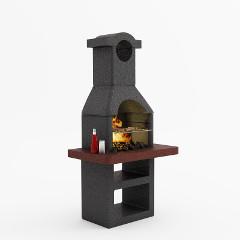 Landmann Selarno Masonry BBQ