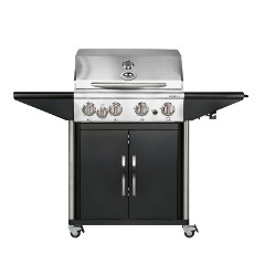 Outdoor Chef Gas Barbecue Australian Line - Auckland 4+ G Stainless Steel