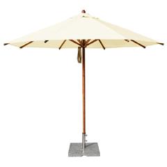 Bambrella Levante Round Parasol 3m - Polyester