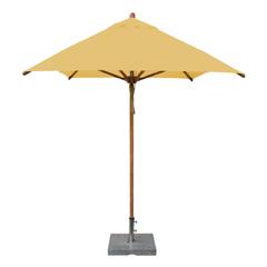 Bambrella Levante Rectangular Parasol 2 x 3m - Khaki