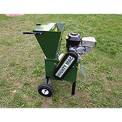 Mighty Mac Hammermill Shredder-Chipper 206cc OHV 73mm
