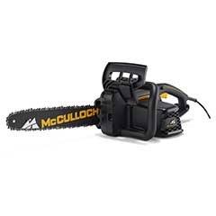 McCulloch CSE2040S Electric Chainsaw 16in