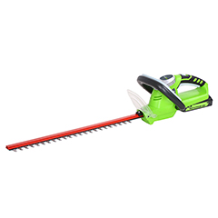 Greenworks Basic Hedge Trimmer 24V/54cm  - Tool Only