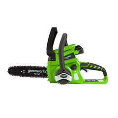 Greenworks Cordless Chainsaw 24V/25cm - Tool Only