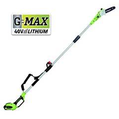 Greenworks Cordless Polesaw 40V/20cm - Tool Only