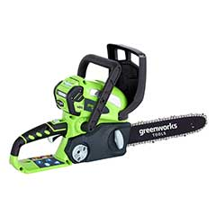 Greenworks Cordless Chainsaw 40V/30cm - Tool Only