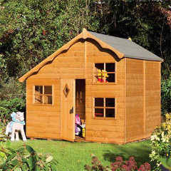 Playaway FSC Swiss Cottage Childs Play House
