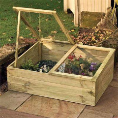 Rowlinson FSC Timber Coldframe