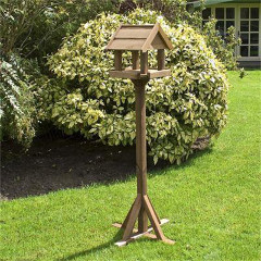 Rowlinson FSC Bisley Bird Table