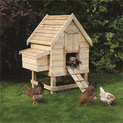 Rowlinson FSC Chicken Coop Range
