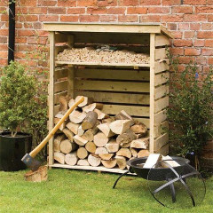 Rowlinson FSC Small Log Store