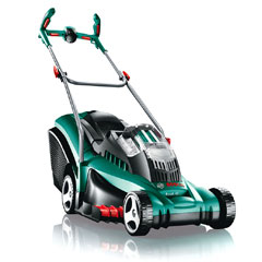 Rotak 43Li Ergoflex Cordless Rotary Mower - Includes 2 x 36V Batteries