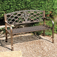 Greenhurst Coalbrookdale Garden Bench