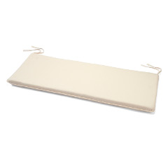 Greenhurst Bench Cushion 109.5 x 42cm - Cream