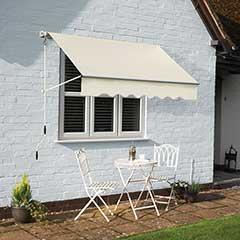 Oakley Window Awning - 1.5m Width