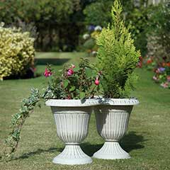 Urn Planters 2 Pack