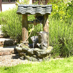 Brundle Wishing Well LED Water Feature