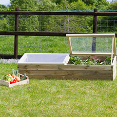 Zest 4 Leisure Sleeper Cold Frame