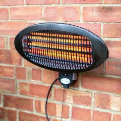 La Hacienda Wall Mounted Heater - 2000w