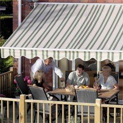 Greenhurst Ascot Easy Fit Sun Awning