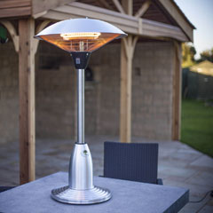 La Hacienda Table Top Patio Heater