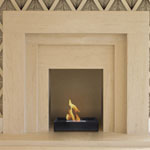 La Hacienda Carina Hearth Fireplace