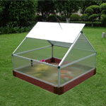 Nison Modular Raised Bed and Cold Frame Kit