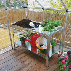 Greenhouse Staging/Shelving