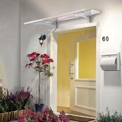 Palram Lucinda 1350 Door Canopy