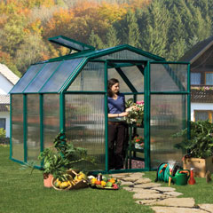 Palram Rion Eco-Grow Greenhouse