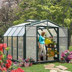 Palram Rion Hobby Gardener Greenhouse