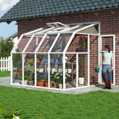 Palram Rion Sun Room Greenhouse