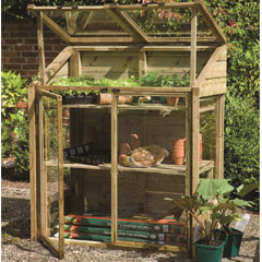 Forest Garden FSC Mini Greenhouse