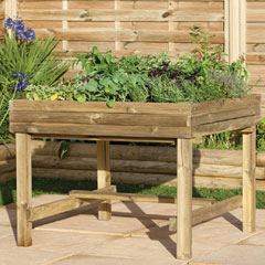 Forest Garden FSC Table Planter
